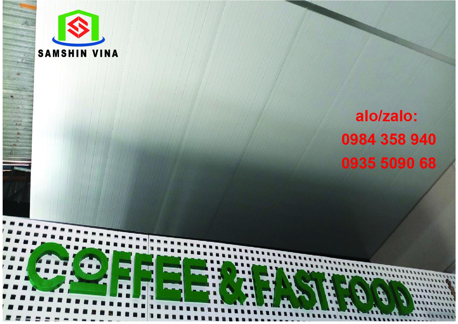 tran panel chong nong